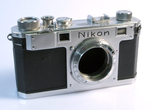 321: Nikon S Nr. 6122098 with 50mm Nikkor f1,4