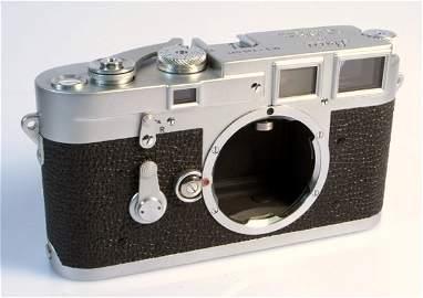 390: Leica M3 Nr. 745007 Double-Stroke