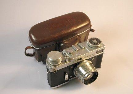 6: Leningrad Nr. 610970 with 50mm f2 lens Nr. 930233