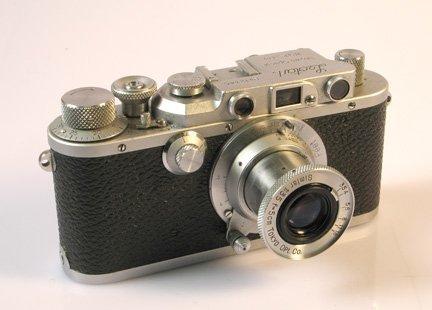 9: Leotax Nr. 12346 with 50mm Simlar f3,5 Nr.562456