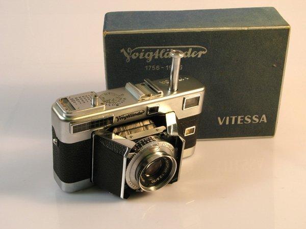 13: Voigtländer Vitessa L with 50mm Color-Skopar f2,8 N