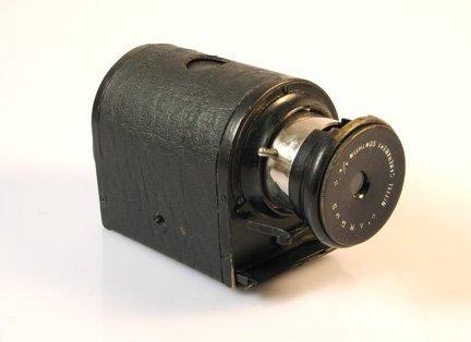 23: Argus Monocular-styled camera  Nr. 3119.  A rare an
