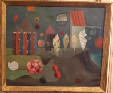 Florin Niculiu OIL on Canvas