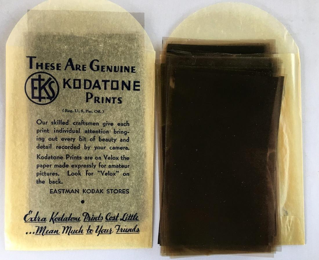Vintage 50+ KODATONE Negative Prints