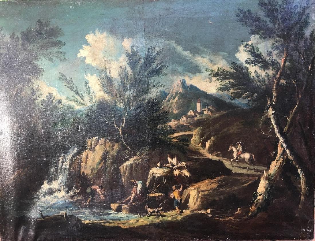 Alessandro Magnasco (1667-1749)18th Century Listed
