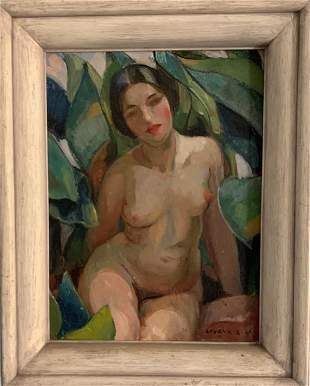 LUVENA B. Vysekal (1873-1954 Los Angeles, CA)