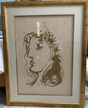 DALI, Salvador Artist Proof Lithograph