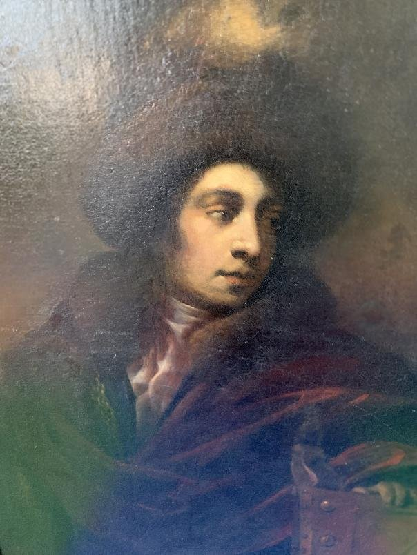 17th Century Oil Painting of a Nobleman
