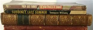 Lot 4 Books Some Signed (Philip Jose FARMER)