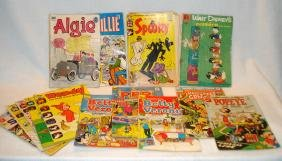 Collection of 15 vintage comics