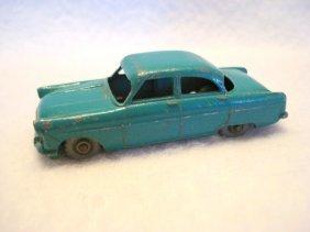 A Lesney #33a Ford Zodiac Mkii Sedan 1957, Turquoise