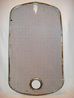 1930's Radiator Grill Insert (chevrolet, Ford,