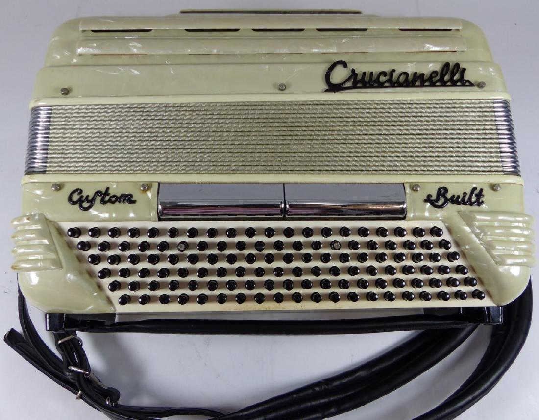 CRUCIANELLI ITALIAN PIANO ACCORDION - 7