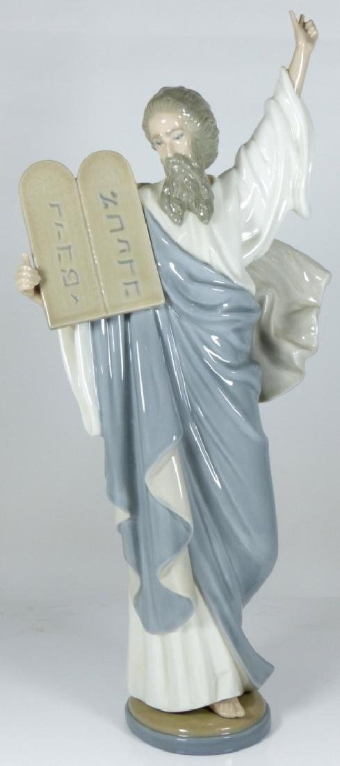 LLADRO 'MOSES' PORCELAIN FIGURE #5170