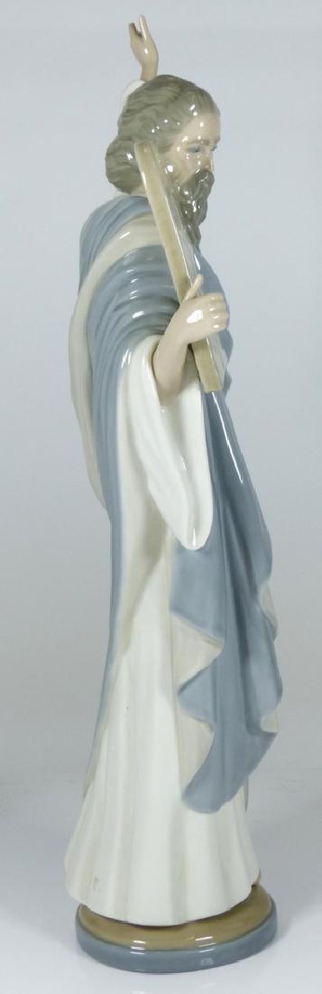 LLADRO 'MOSES' PORCELAIN FIGURE #5170 - 3