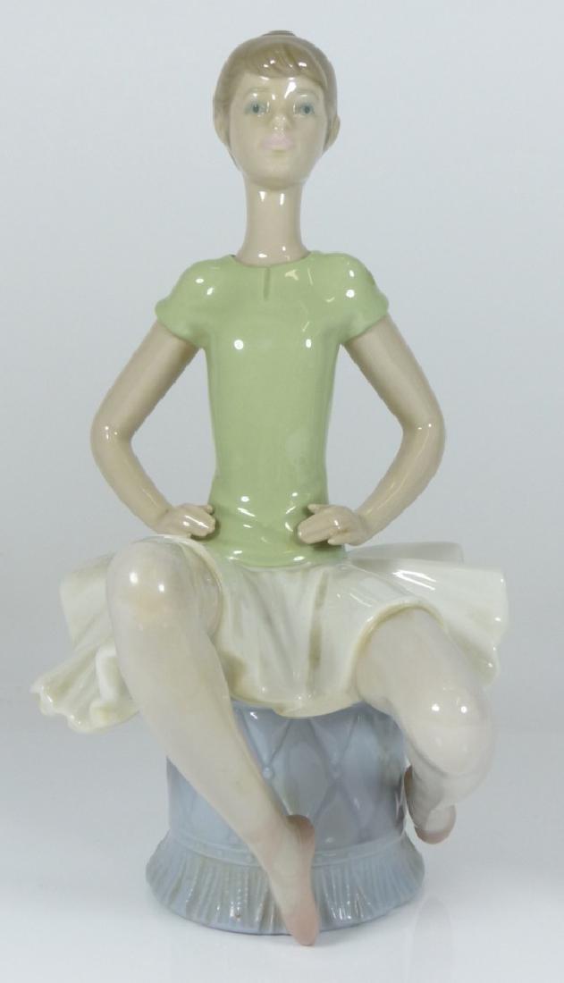LLADRO 'LAURA' BALLERINA PORCELAIN FIGURE #1360