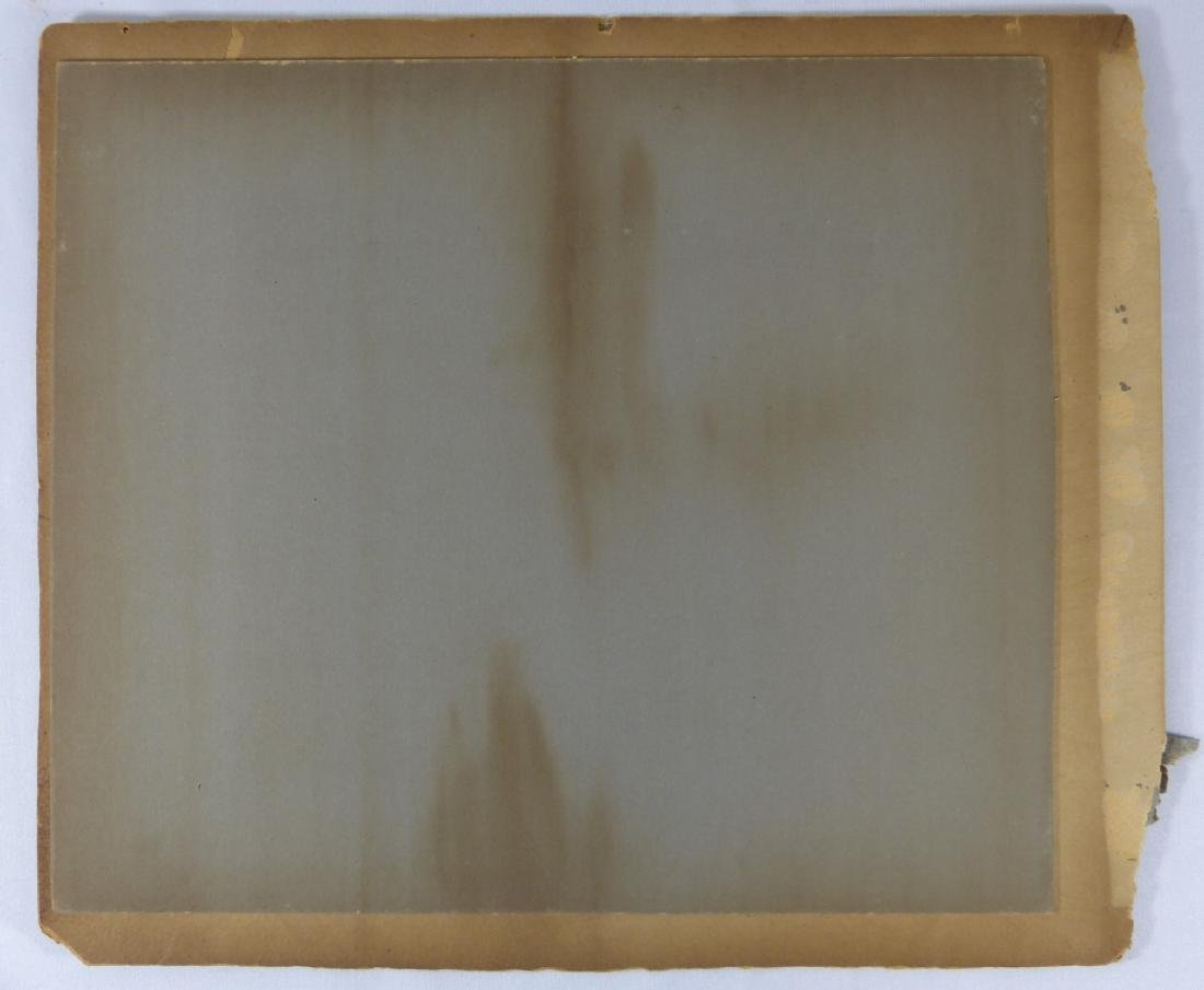 3pc GEORGE SHIRAS III PHOTOGRAPHS OF DEER AT NIGHT - 10
