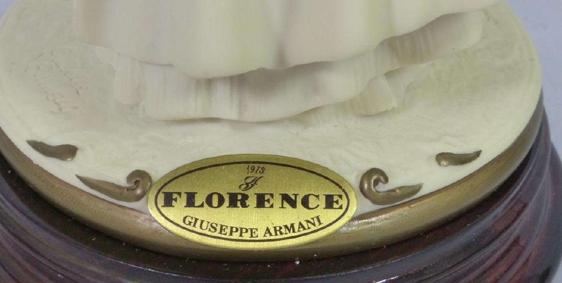 GIUSEPPE ARMANI 'ELOISE' PORCELAIN FIGURINE w BOX - 7