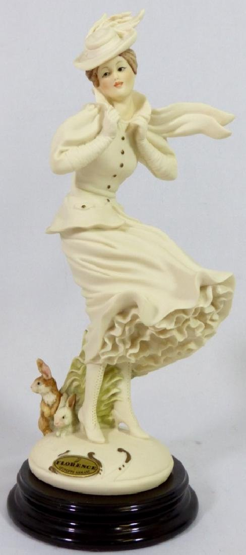 GIUSEPPE ARMANI 'AUTUMN BREEZE' FIGURINE w BOX