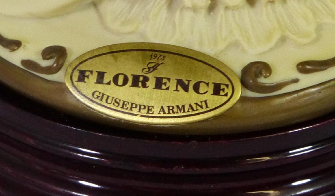 GIUSEPPE ARMANI 'SERENA' PORCELAIN FIGURINE w BOX - 7