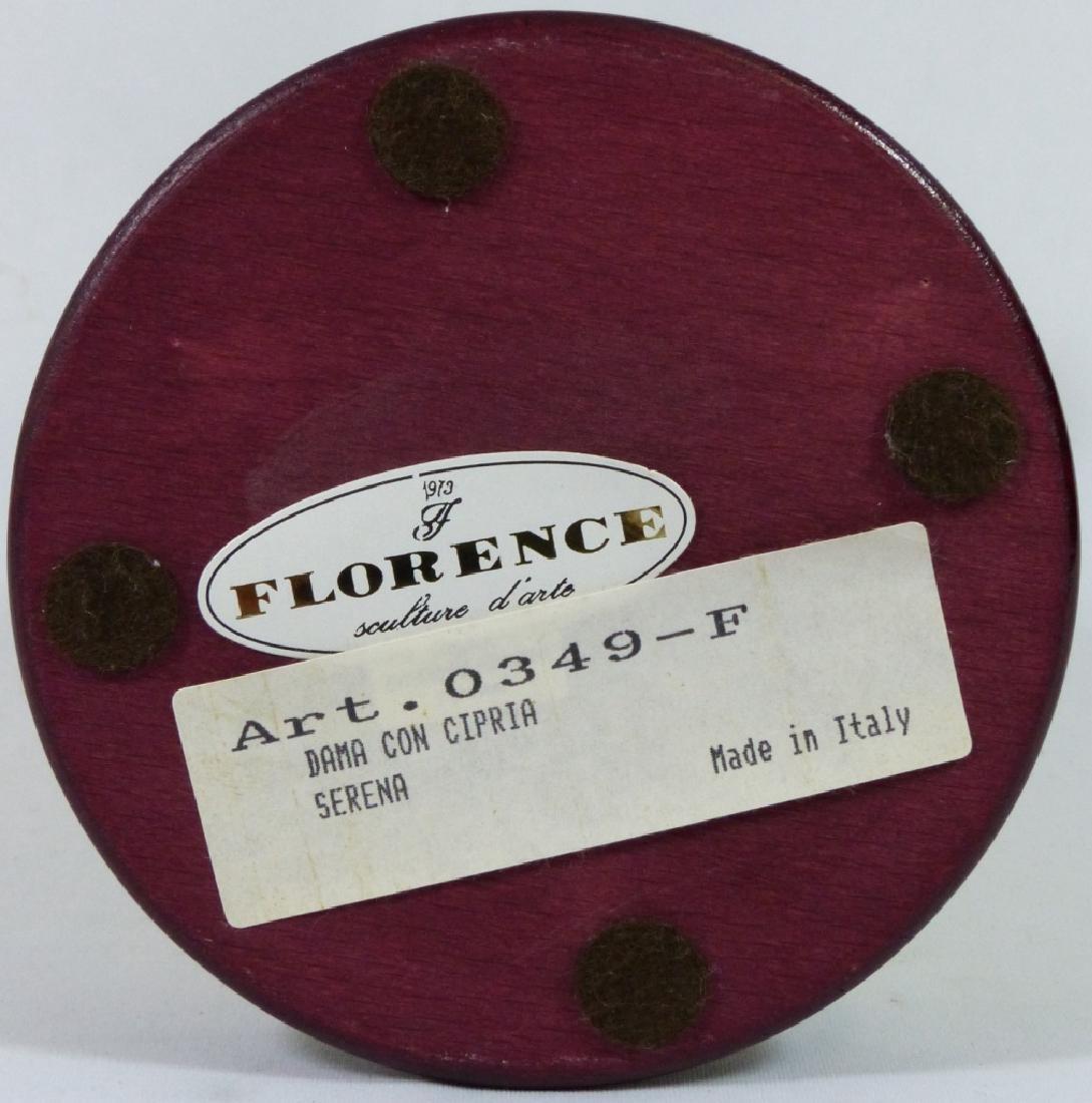 GIUSEPPE ARMANI 'SERENA' PORCELAIN FIGURINE w BOX - 9