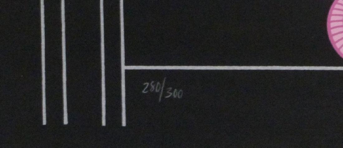 ERTE PHOENIX TRIUMPHANT SERIGRAPH SIGNED 280/300 - 3