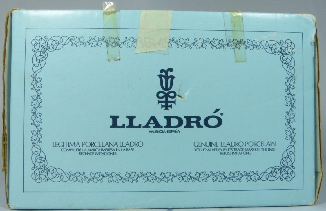 LLADRO 'KIYOKO' 1450 PORCELAIN FIGURINE w BOX - 6