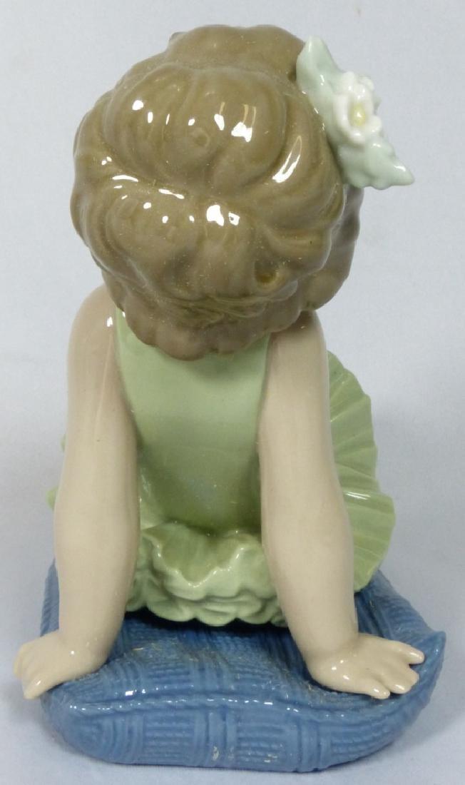 LLADRO 'BALLET GIRL' 5108 PORCELAIN FIGURINE w BOX - 5