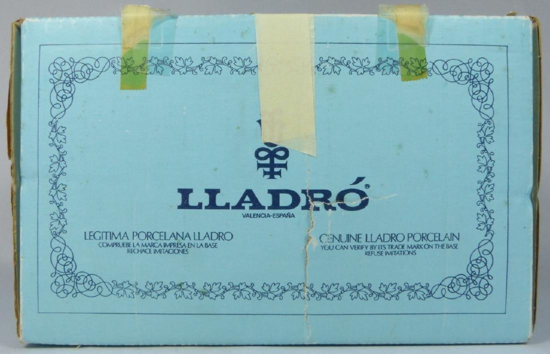 LLADRO 'ORIENTAL SPRING' 4988 FIGURINE w BOX - 8