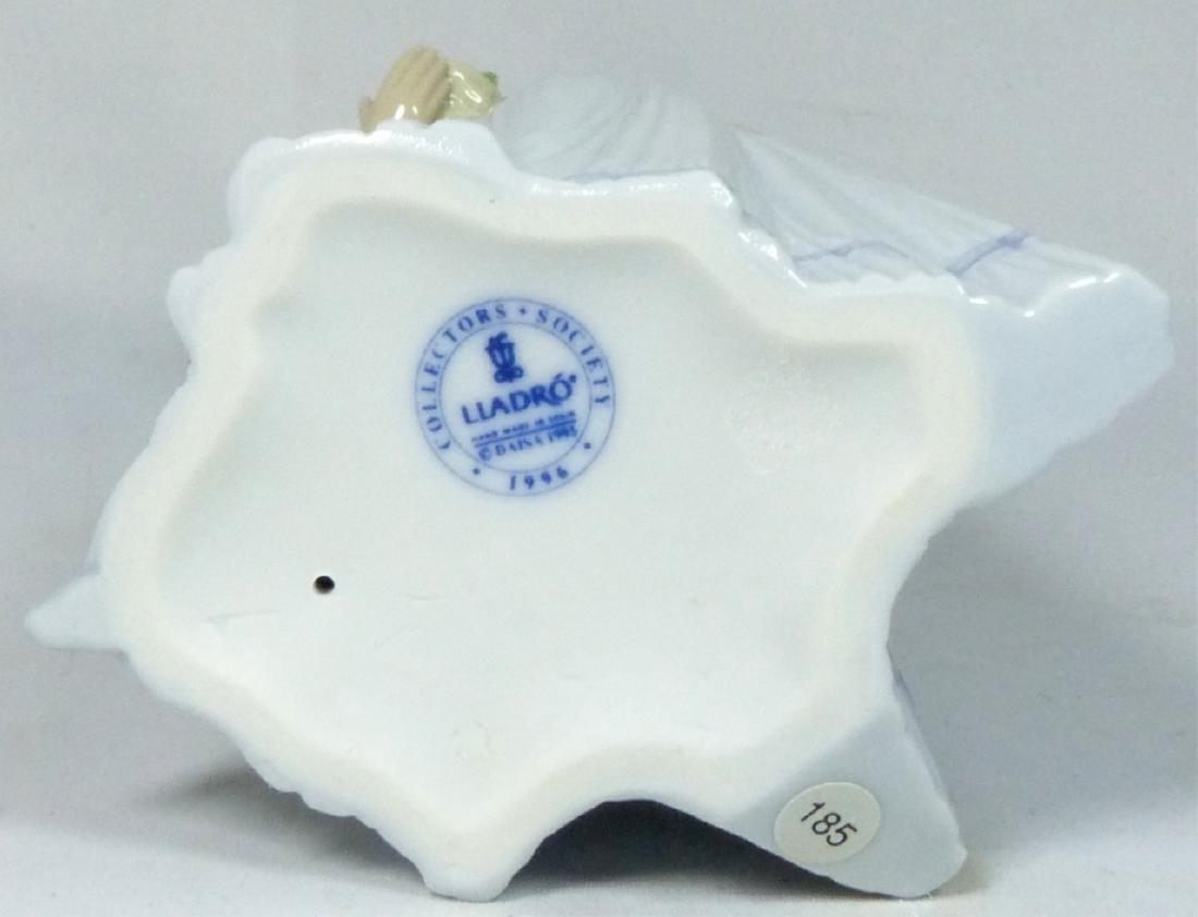 LLADRO 'INNOCENCE IN BLOOM' 7644 FIGURINE w BOX - 5