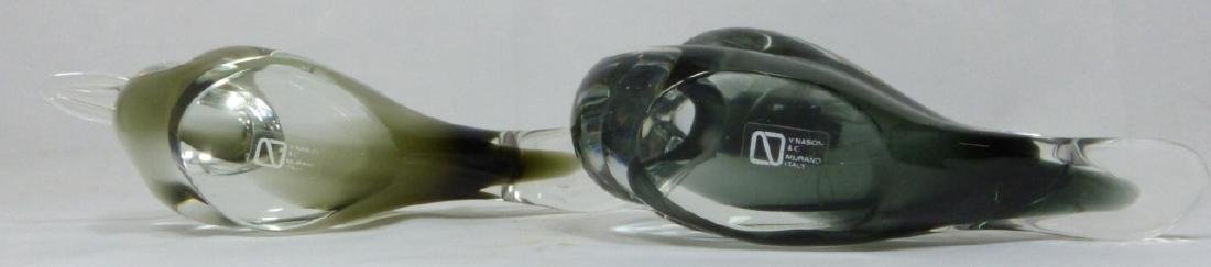 PR V NASON MURANO ART GLASS DUCKS - 6