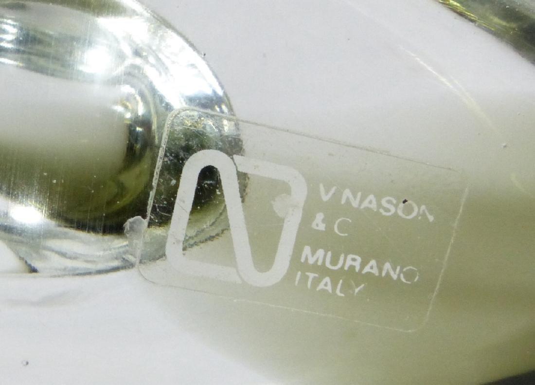 PR V NASON MURANO ART GLASS DUCKS - 7