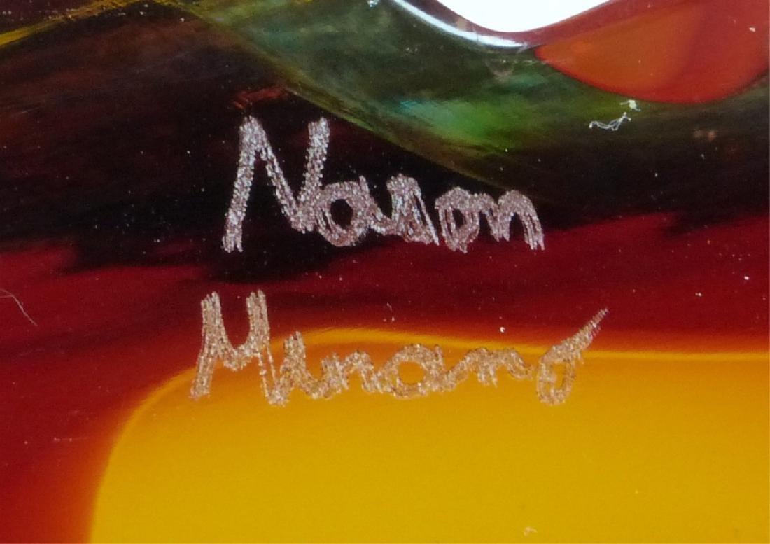 PR NASON MURANO BULL & BEAR GLASS SCULPTURES - 10