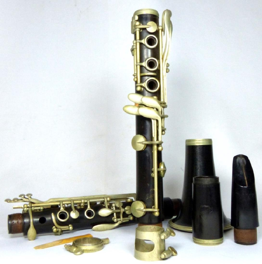 VINTAGE NORMANDY CLARINET w ORIGINAL CASE