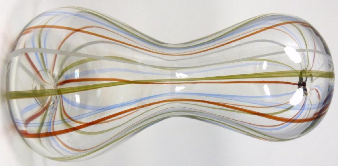 DINO MARTENS 'MESTIZIA' ART GLASS VASE MODEL 6377 - 2