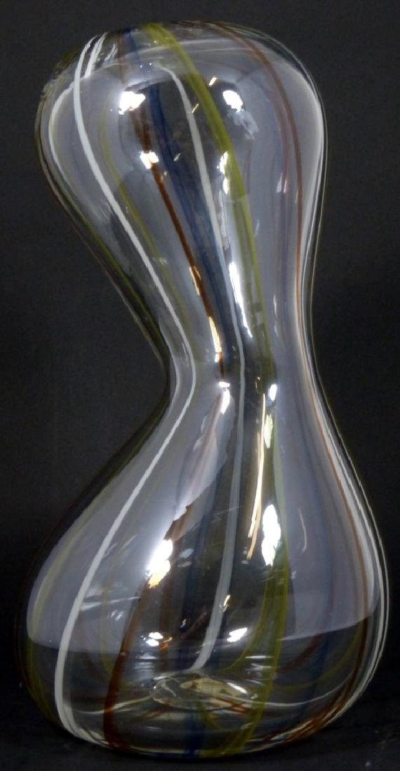 DINO MARTENS 'MESTIZIA' ART GLASS VASE MODEL 6377 - 9
