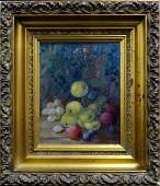 VINCENT CLARE OIL PAINTING ON CANVAS STILL LIFE