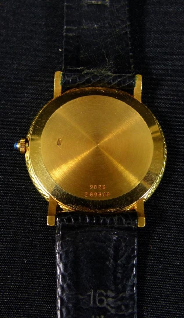 PIAGET 18kt YELLOW GOLD WRIST WATCH - 2