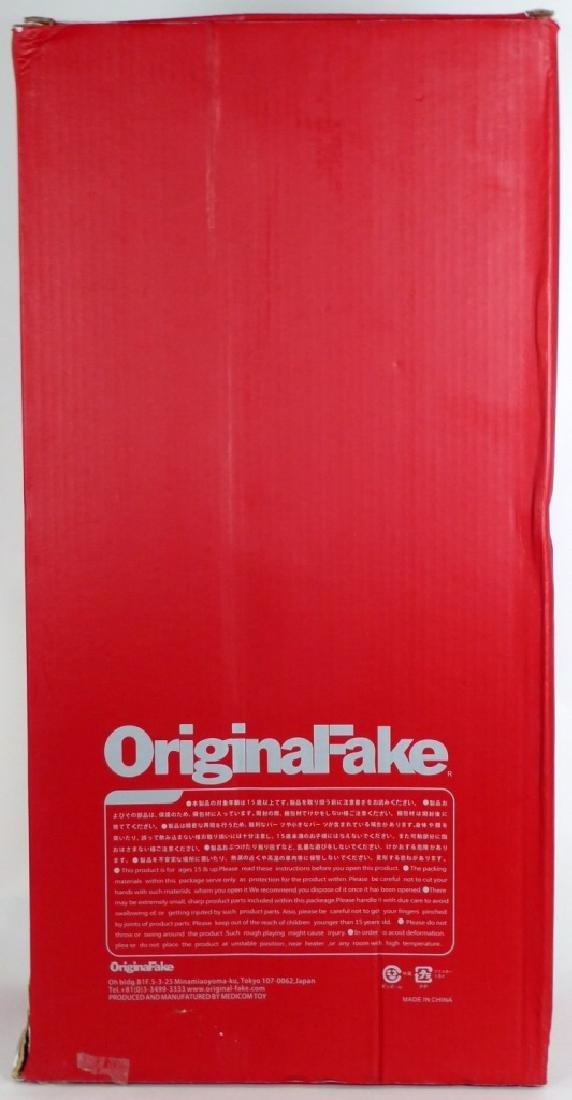 KAWS ORIGINALFAKE DISSECTED COMPANION FIGURE - 8