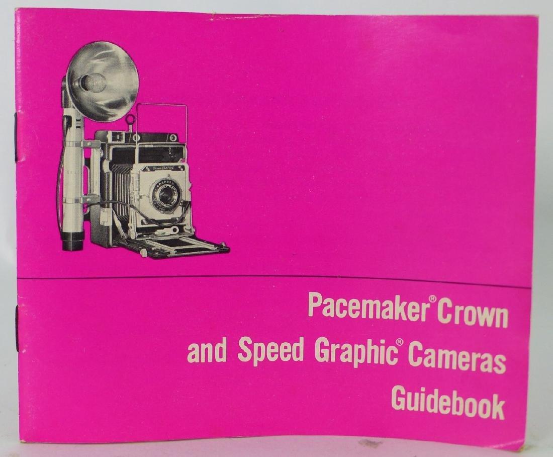 GRAFLEX PACEMAKER SPEED GRAPHIC CAMERA - 4