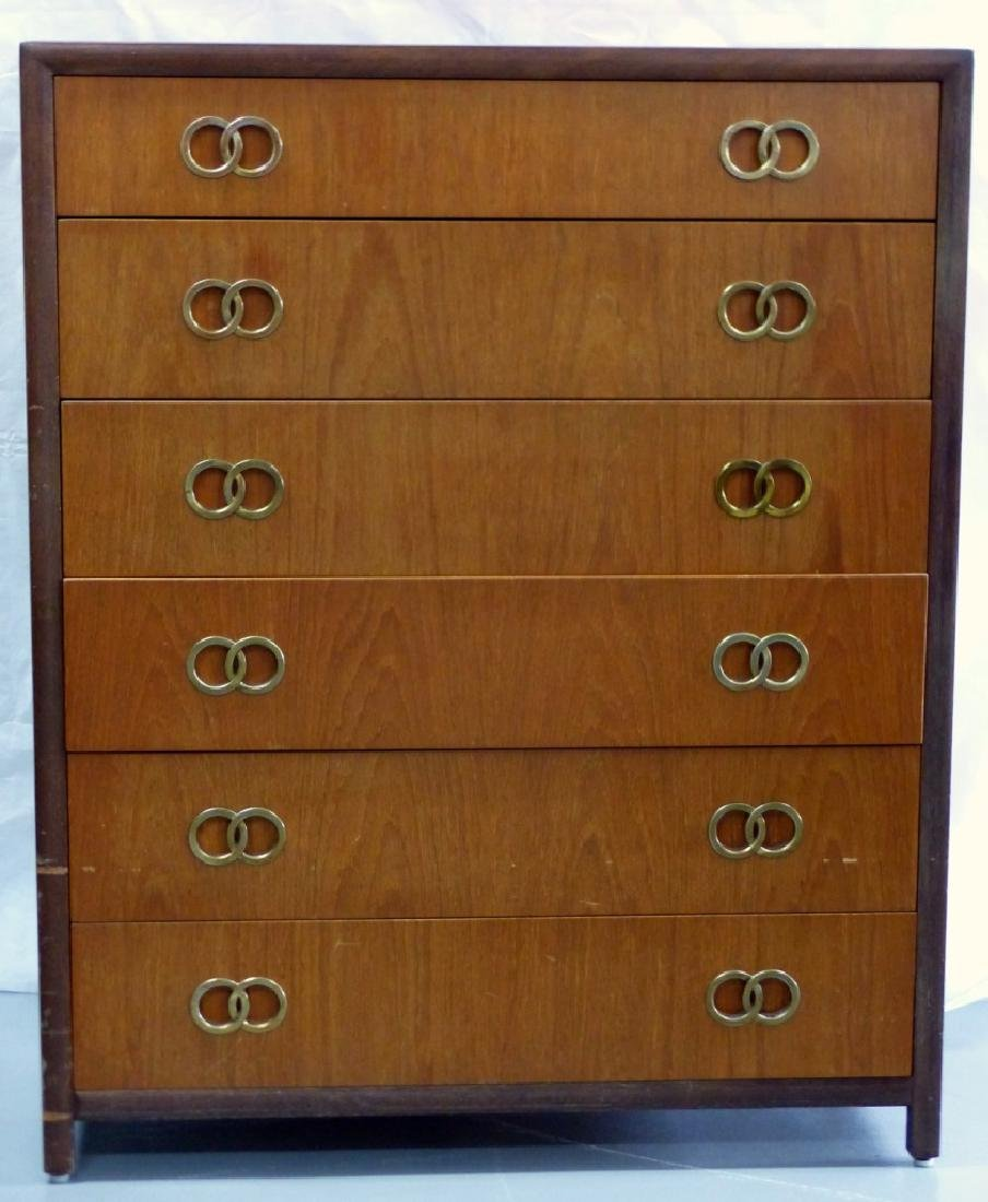 MICHAEL TAYLOR FOR BAKER CHEST OF DRAWERS