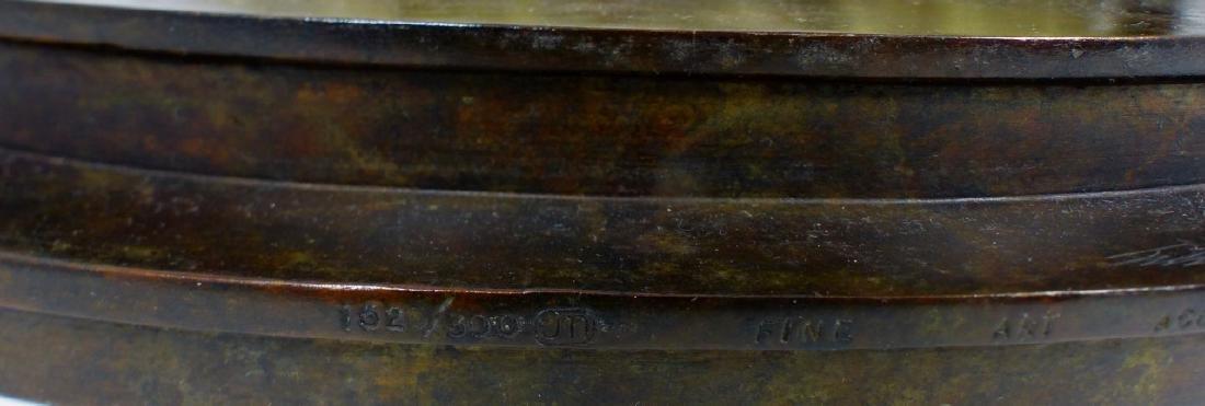 ERTE 'IBIS' BRONZE SCULPTURE 152/300 - 5
