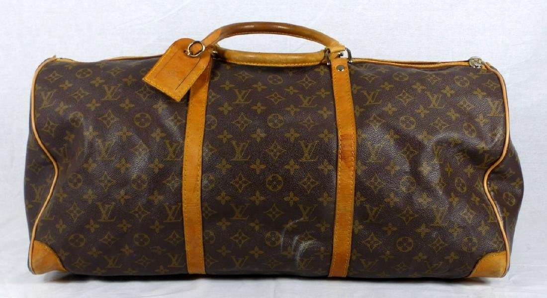 LOUIS VUITTON MONOGRAM DUFFEL BAG