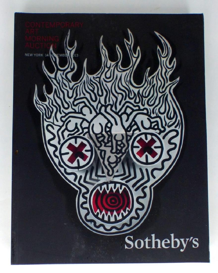 12pc SOTHEBYS NEW YORK CATALOGUES