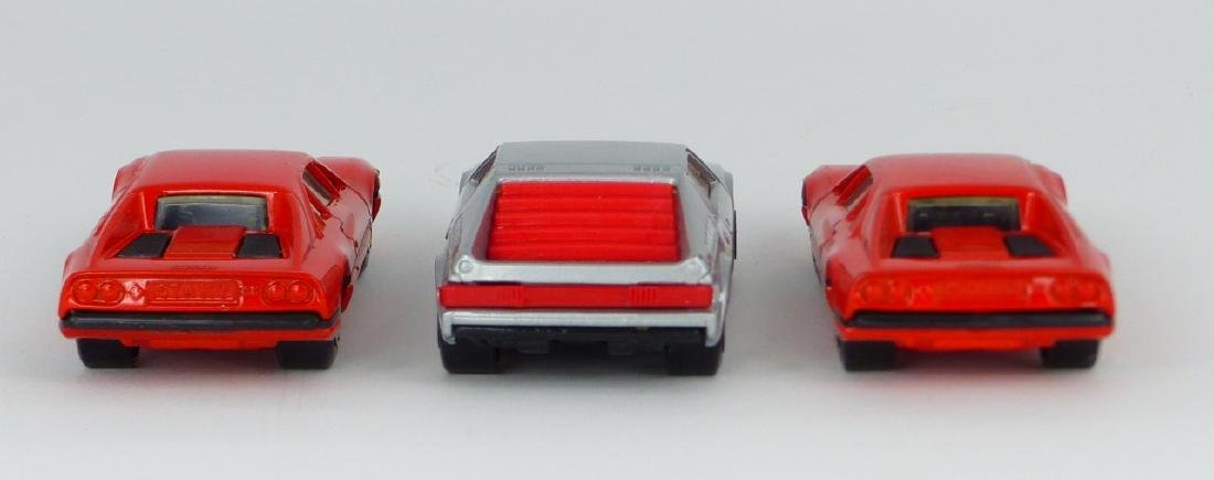 3pc MATCHBOX TOY CARS w BOXES FERRARI & BMW - 7