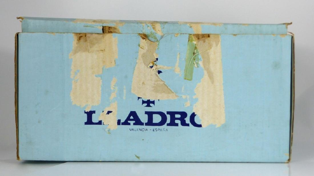 LLADRO 'ANGEL WONDERING' PORCELAIN FIGURINE w BOX - 8