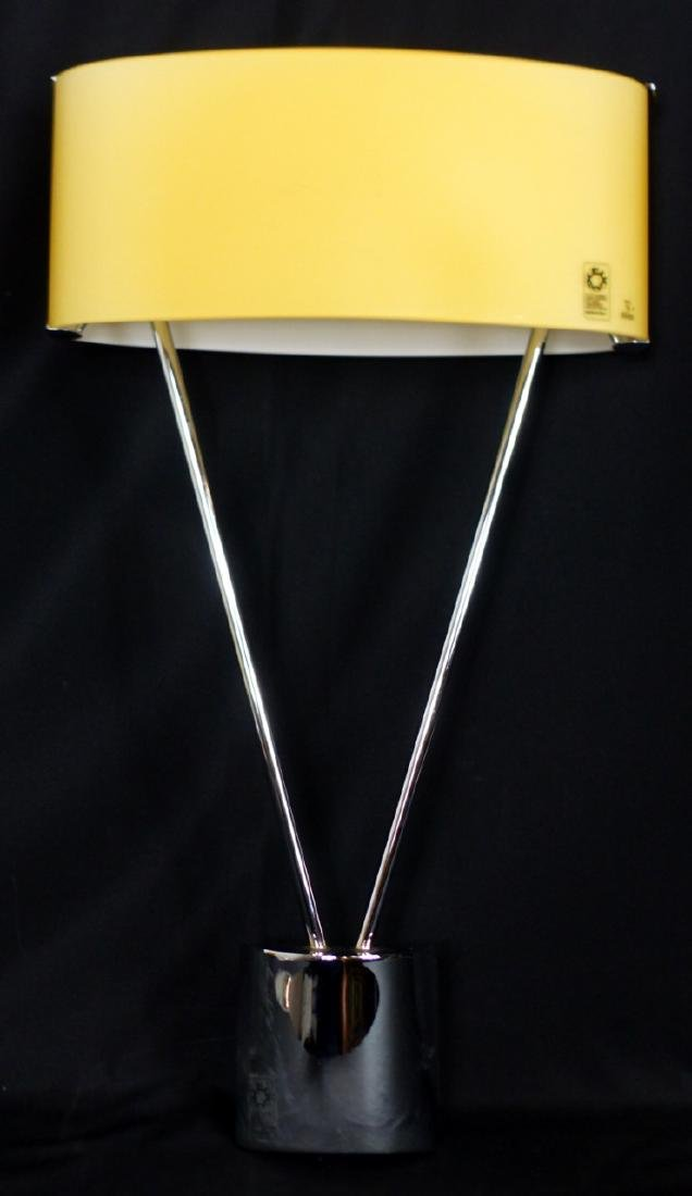 PR VETRI MURANO GLASS & CHROME WALL SCONCES - 4