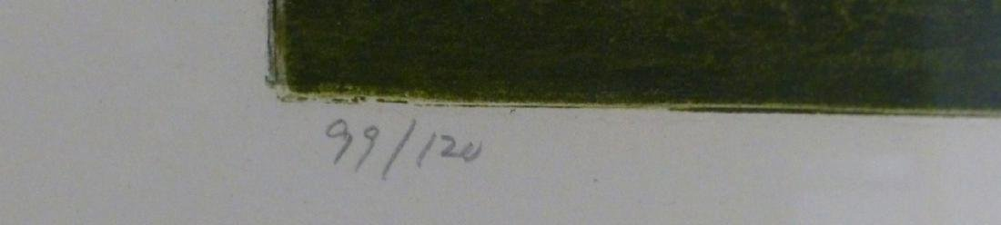HENRI BERNARD GOETZ COLOR ETCHING SIGNED - 4