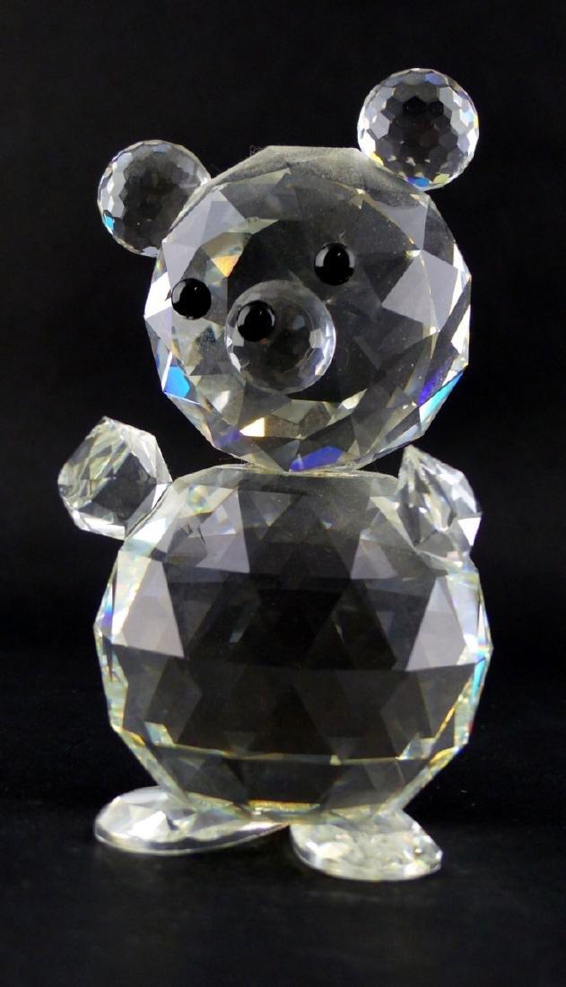 SWAROVSKI CRYSTAL GIANT BEAR FIGURINE - 5