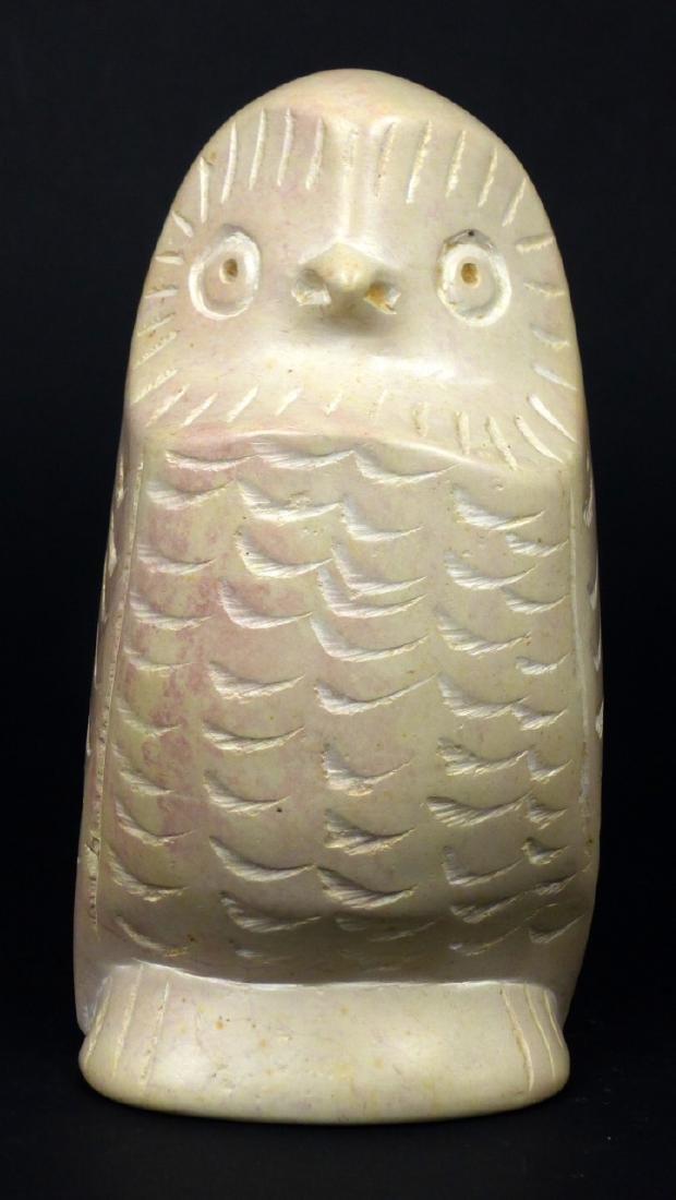 4pc OWL FIGURES - 7